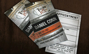 Unique Business Card – Daniel Conn