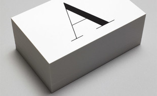 Minimalistic Business Card - Anna McGregor