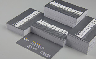 Beautiful Business Cards - Mac Interactive