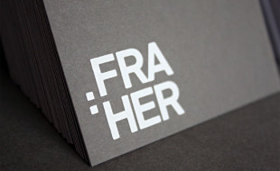 Cool Business Cards – Fra:Her