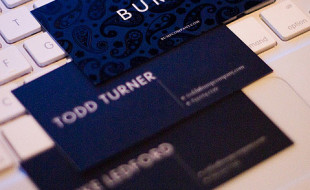 Cool and Creative Business Cards – Bump