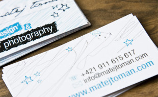 Creative Business Card – Matej Toman