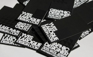 Cool Business Card – Yves Laroque