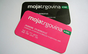 Creative Business Cards - Mojatrgovina