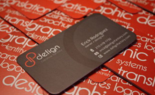 Beautiful Business Card – Defign Creative Factory