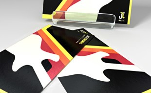 Cool Business Card Design – Jacki Thomas