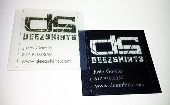 Cool Business Card - DeezShirts