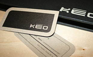 Cool Business Card – KEO