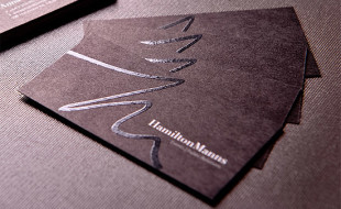 Cool Business Card – Anna Hamilton-Manns