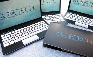 Cool Business Card – Klinetech