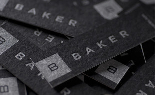 Cool Business Cards – BAKER