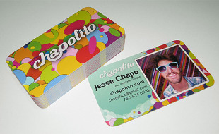 Creative Business Card - Chapolito