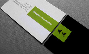 Minimalistic Business Card – Project Graphics