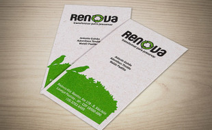 Eco Friendly Business Cards – Renova
