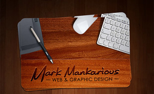 Unique Business Card - Mark Mankarious