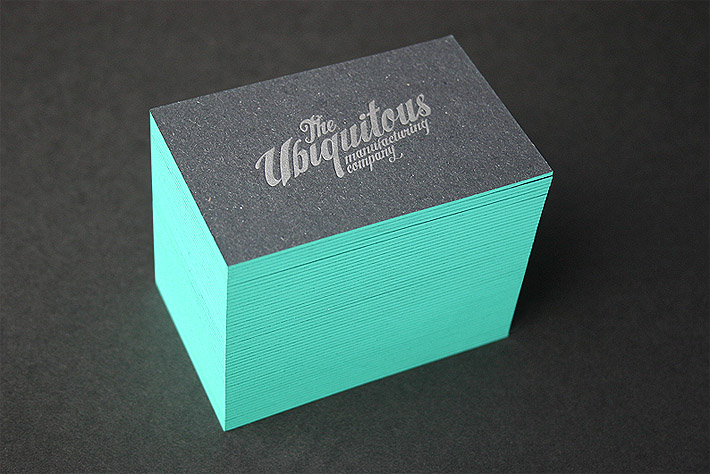 Gallery For Cool Business Card Templates
