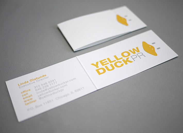 Creative Business Cards – KTHIM