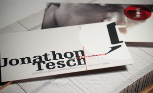 Unique Business Card – Jonathon Tesch