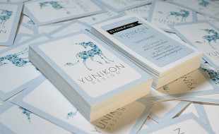 Unique Business Card – Yunikon Design