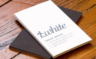 Cool Business Card – Trent White