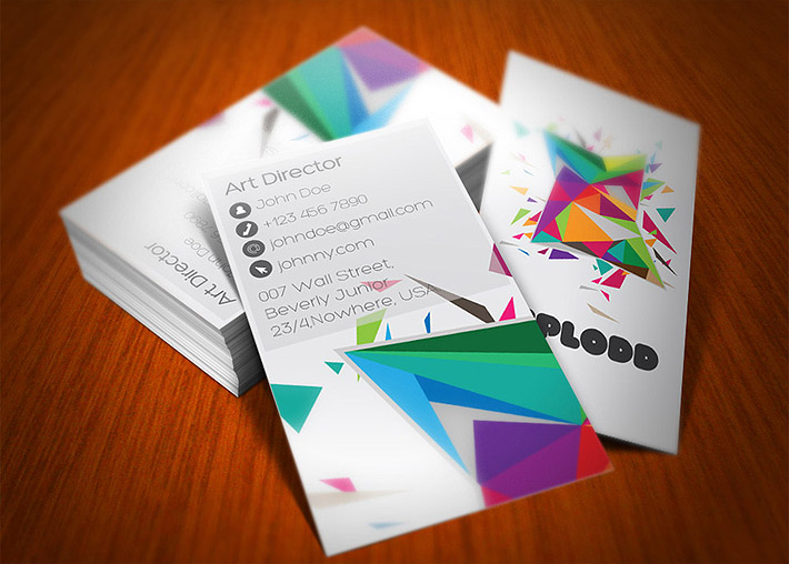 Gallery For Creative Business Cards