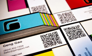 Miniature Business Cards – Geng Gao