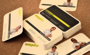 Unique Business Cards – Amplio