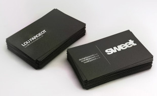 Cool Business Cards - We Are Sweet