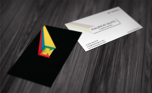 Custom Business Card - Mauricio Quito
