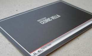 Unique Business Card – Cedric Vella