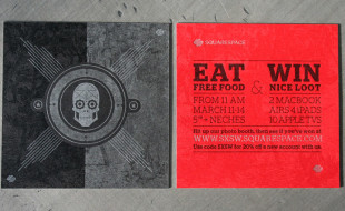 Letterpress Business Cards – Squarespace
