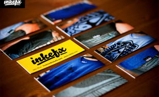 Unique Business Cards – Inkefx