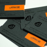 Unique and Cool Business Card – Jake Ullery