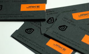 Unique and Cool Business Card - Jake Ullery