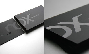 Cool Business Cards - Nox Creative