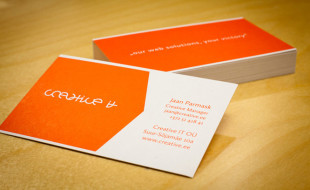 Creative IT Business Card