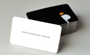 Minimalistic Business Card - Preza