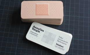 Unique and Creative Business Card – Annalisa Vargiu