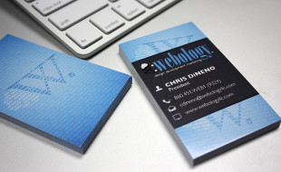 Cool Business Card – Chris Dineno