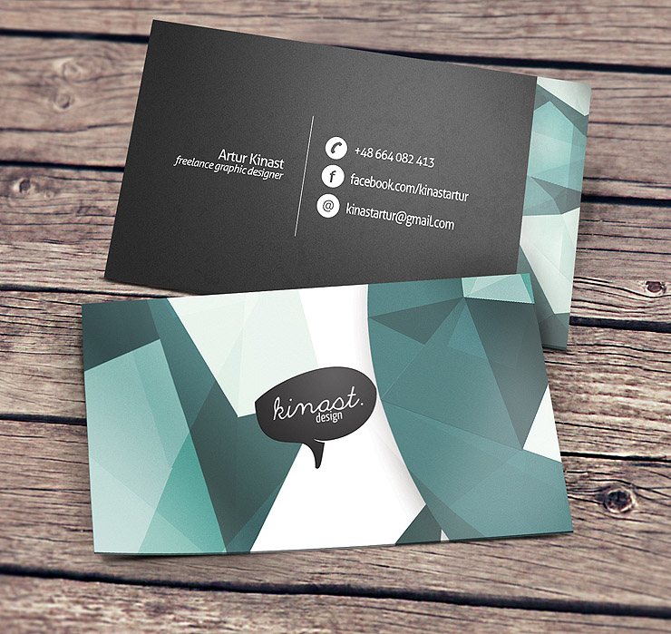 Cool Business Card – Design Philled