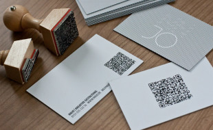Cool Stamped Business Cards – NNJO