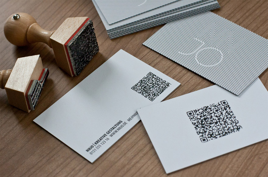 Stamped Business Cards – Cinema Candy | CardRabbit.com