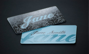 Cool Business Card - Jane Smith