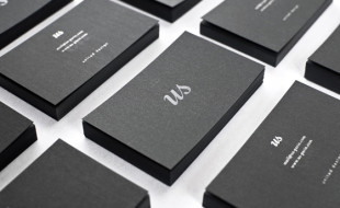 Cool Minimalistic Business Cards - US