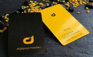 Custom Business Card – Digitpool Medien