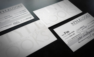 Cool Business Card - Style Looks