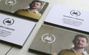 Custom Business Card – Matthew Carleton