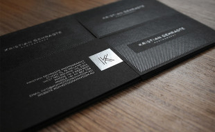 Cool Business Cards - Kristian Gehradte Photography