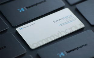 Cool Busines Card – Tommy Hanus