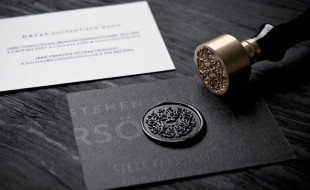 Elegant Business Card - Hörst
